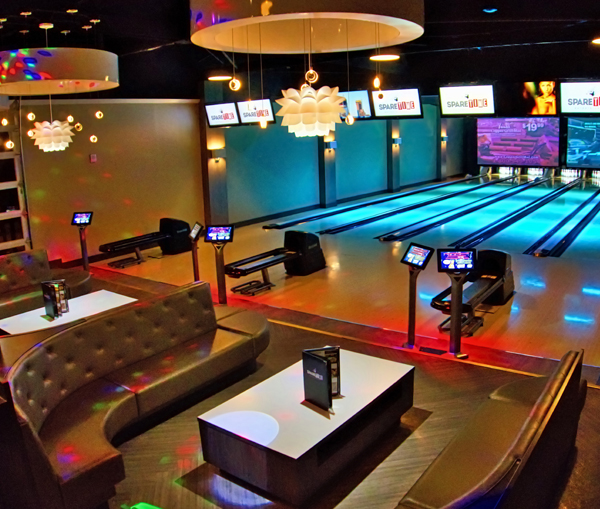 Drive Time Locations >> Sparetime Entertainment – Games, Lanes, Food and Fun